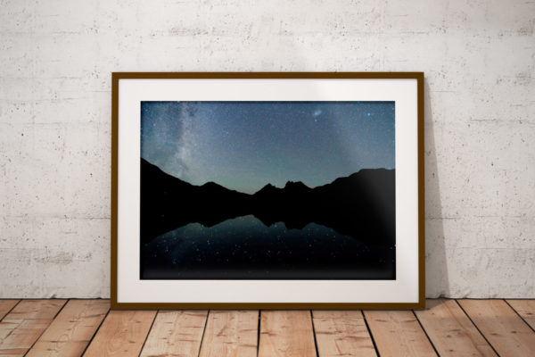 Cradle Mountain print